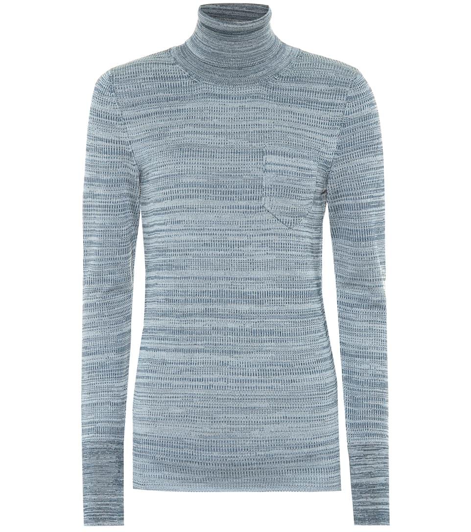 937f7e3c00 Wool turtleneck sweater