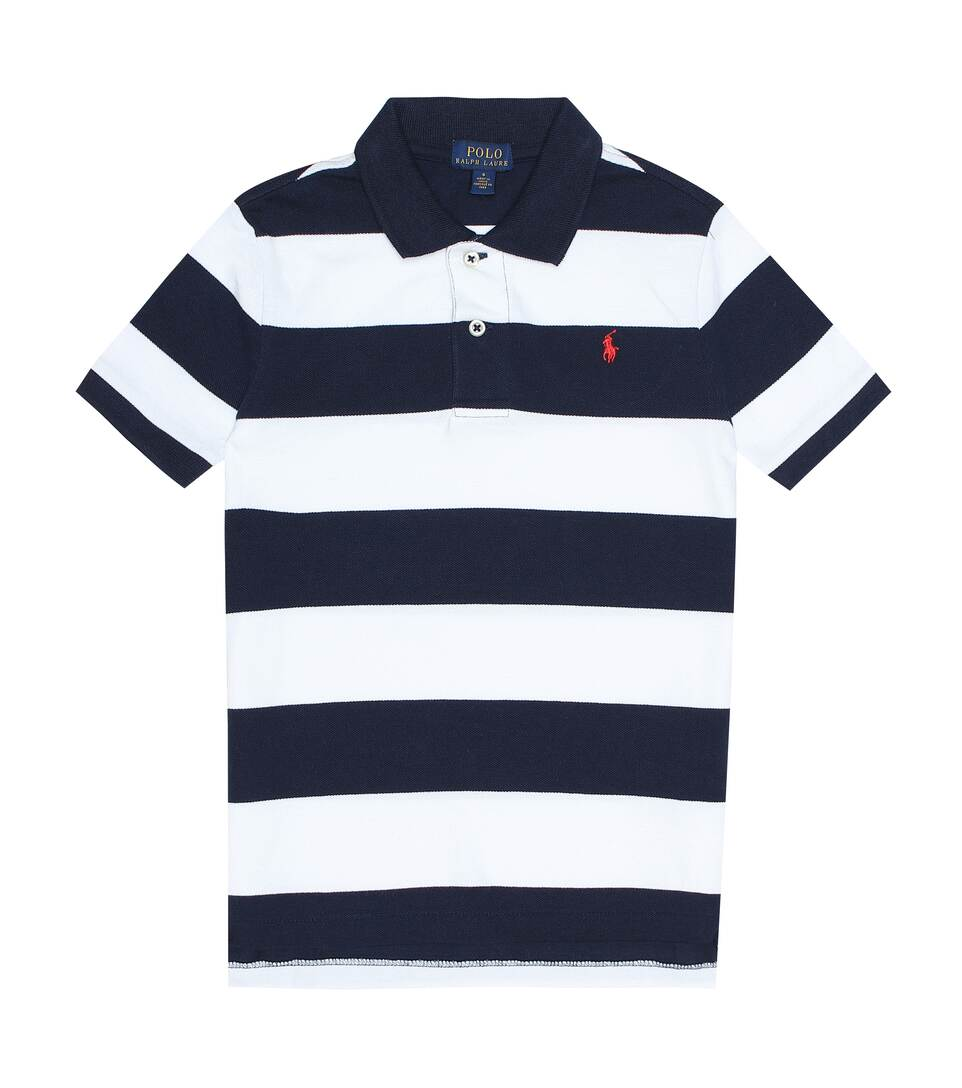 Polo Kids Cotton Shirt Ralph Lauren Striped rCBxoWde