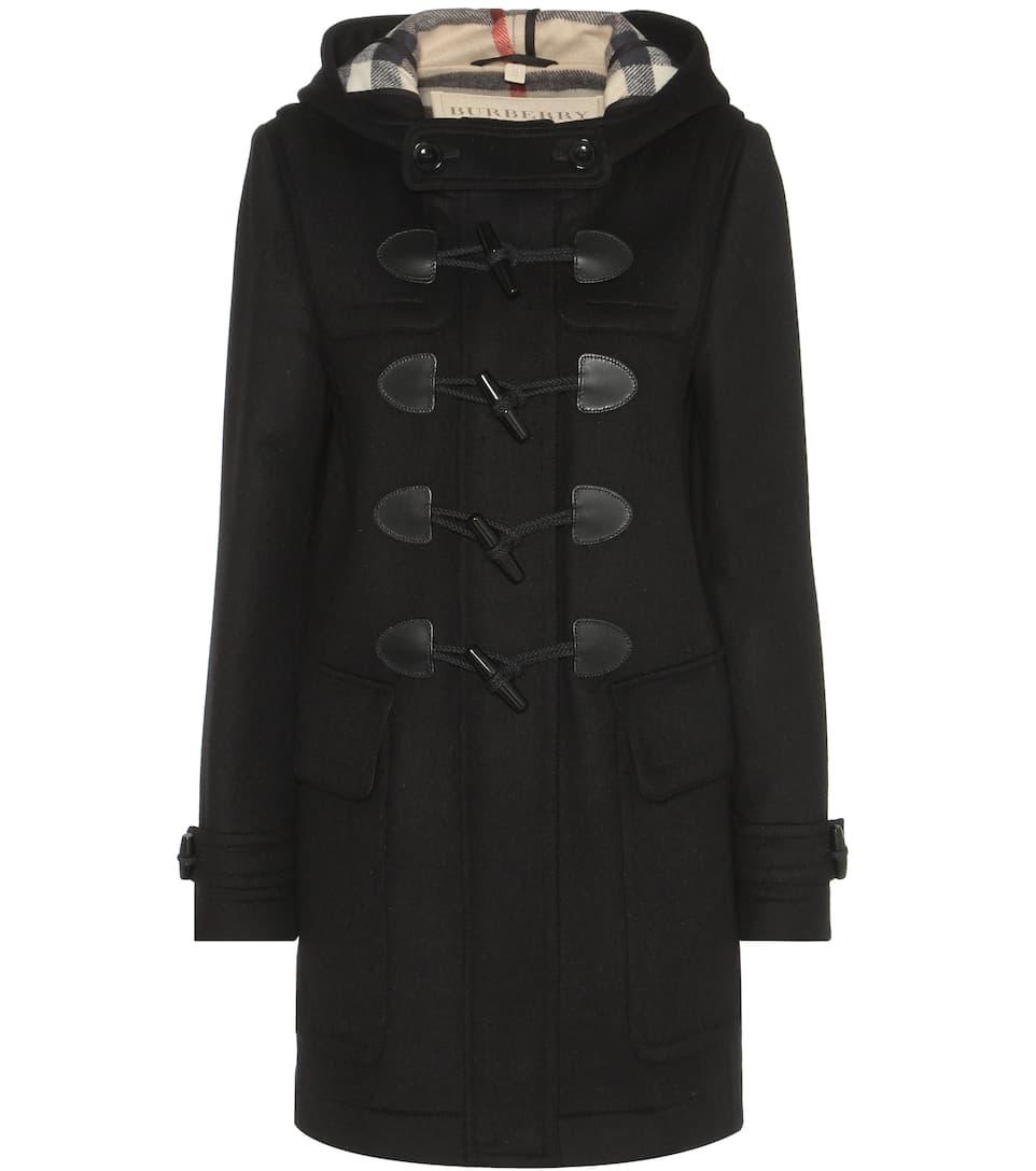 Burberry Finsdale wool duffle coat