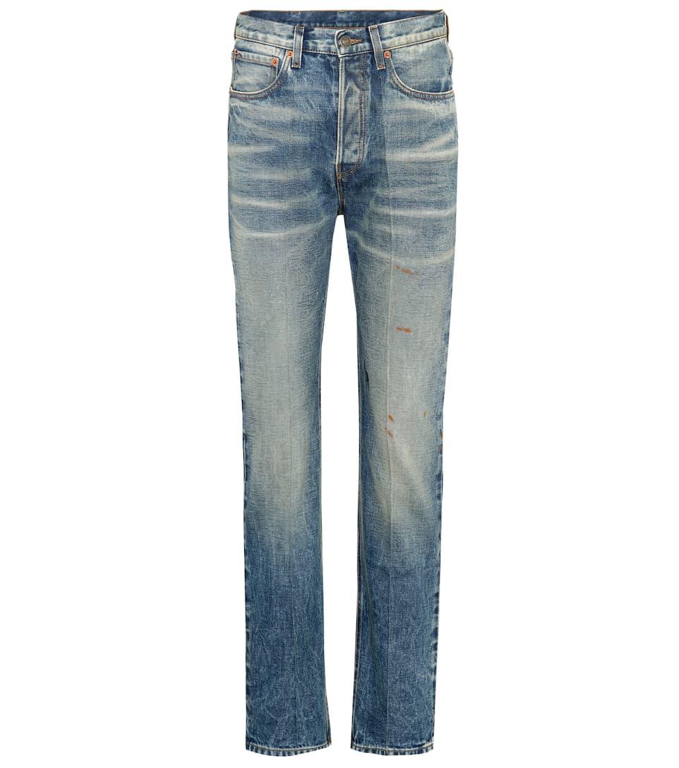 Gucci Jeans mit Verzierung Für Schön Billig Verkauf Zum Verkauf Outlet-Store Günstig Online Outlet-Store Günstiger Preis J2gW3Ph