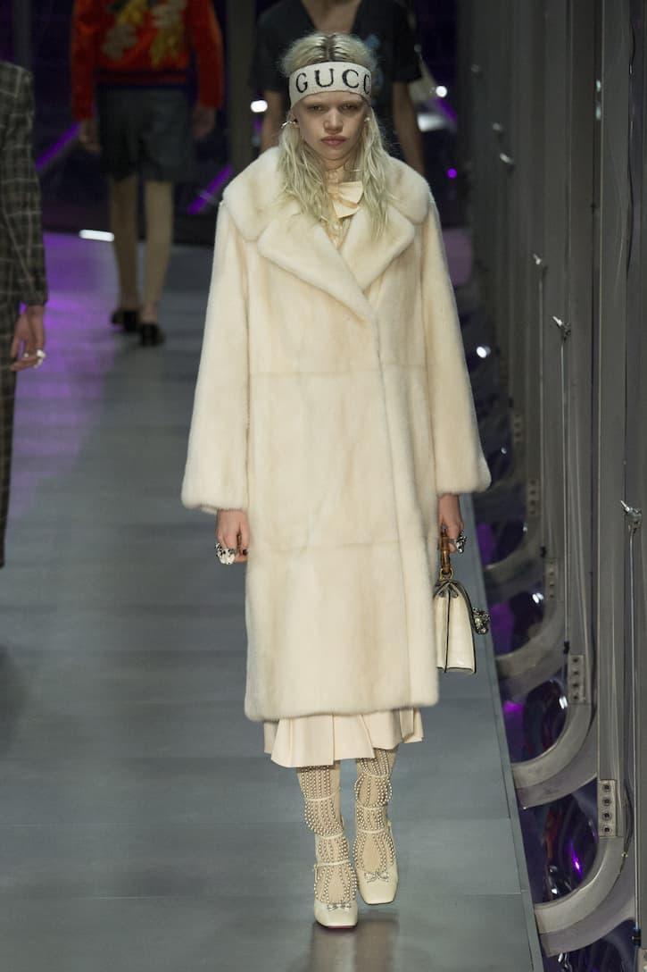 Bandeau Imprimé - Gucci Vente Pas Cher 100% D'origine Avec En Ligne Paypal combien Grosses Soldes gUz7N