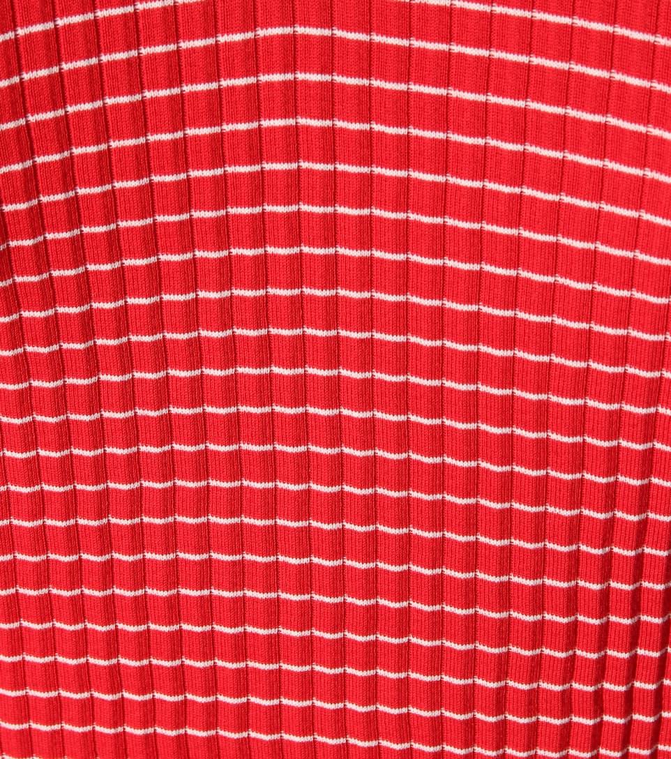 Philosophy Di Lorenzo Serafini Rippstrick-Pullover aus Baumwolle