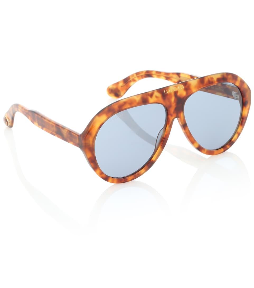 99c7e036ccb Oversize-Sonnenbrille Navigator - Gucci