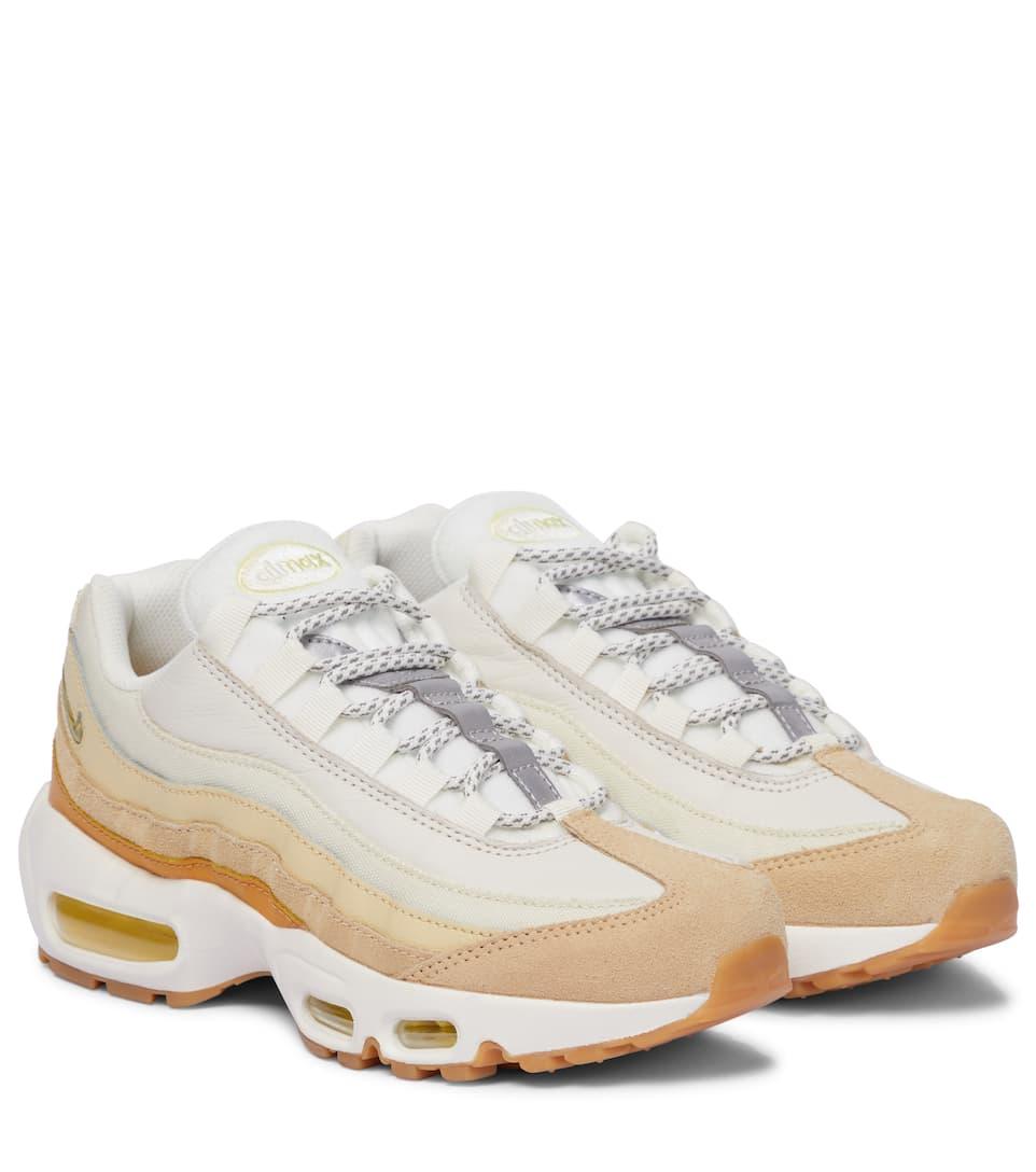 Sneakers Air Max 95 in pelle