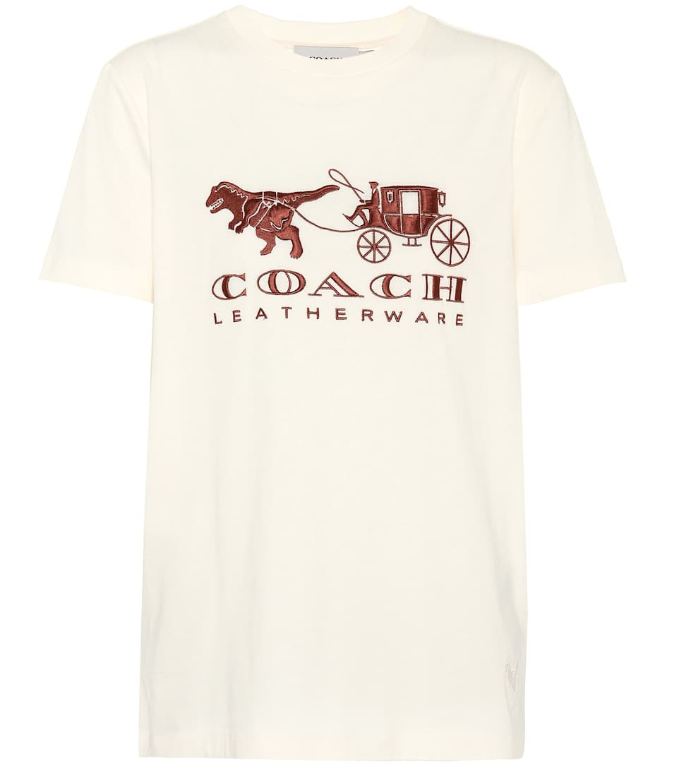 REXY CARRIAGE COTTON T-SHIRT