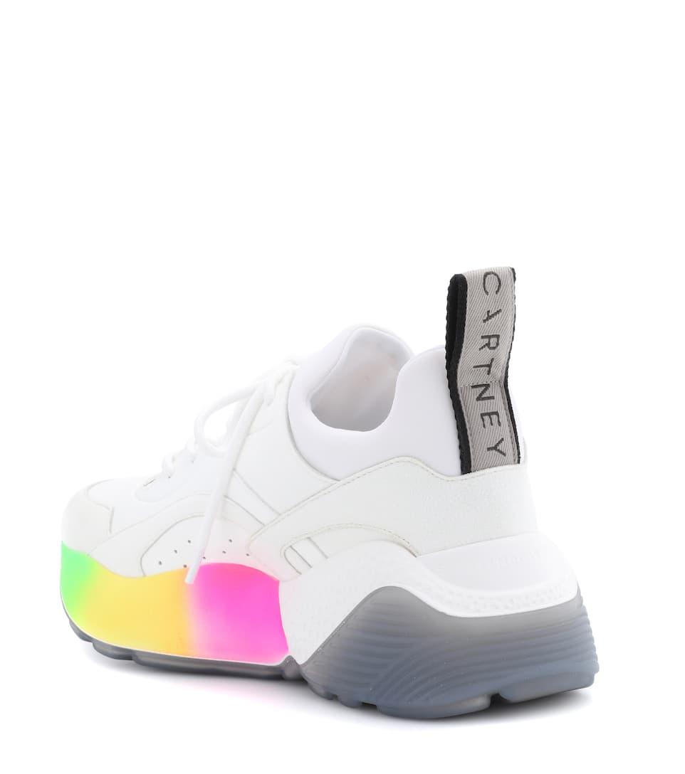 Stella McCartney Sneakers Eclypse Rainbow