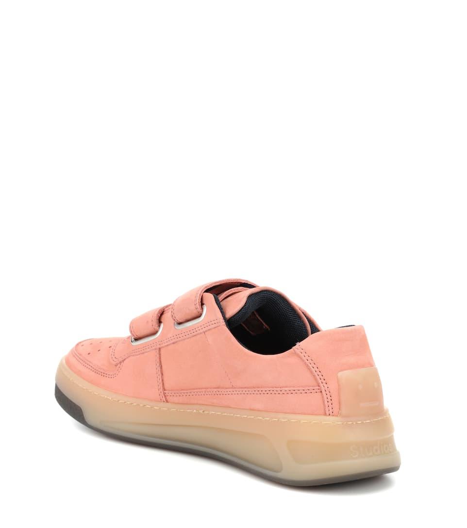 Acne Studios Sneakers Steffey aus Leder