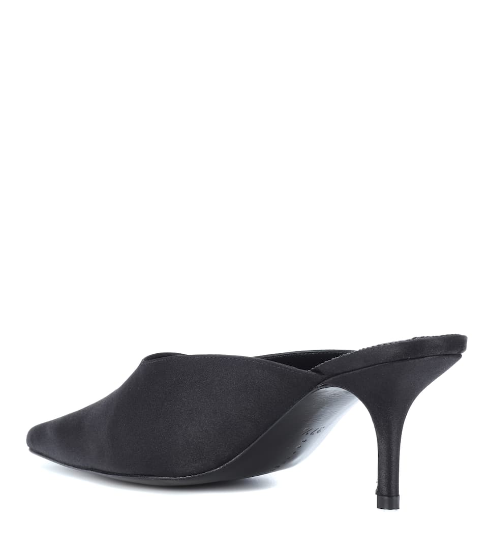 Dorateymur Mules Groupie Satin From