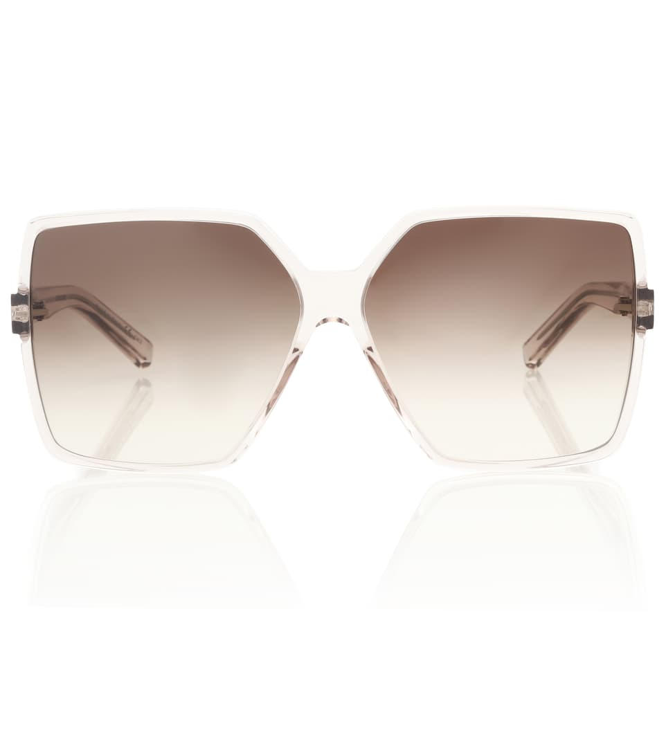 Lunettes De Soleil Carrées Betty - Saint Laurent Vente Images Footlocker wBHU0hZ