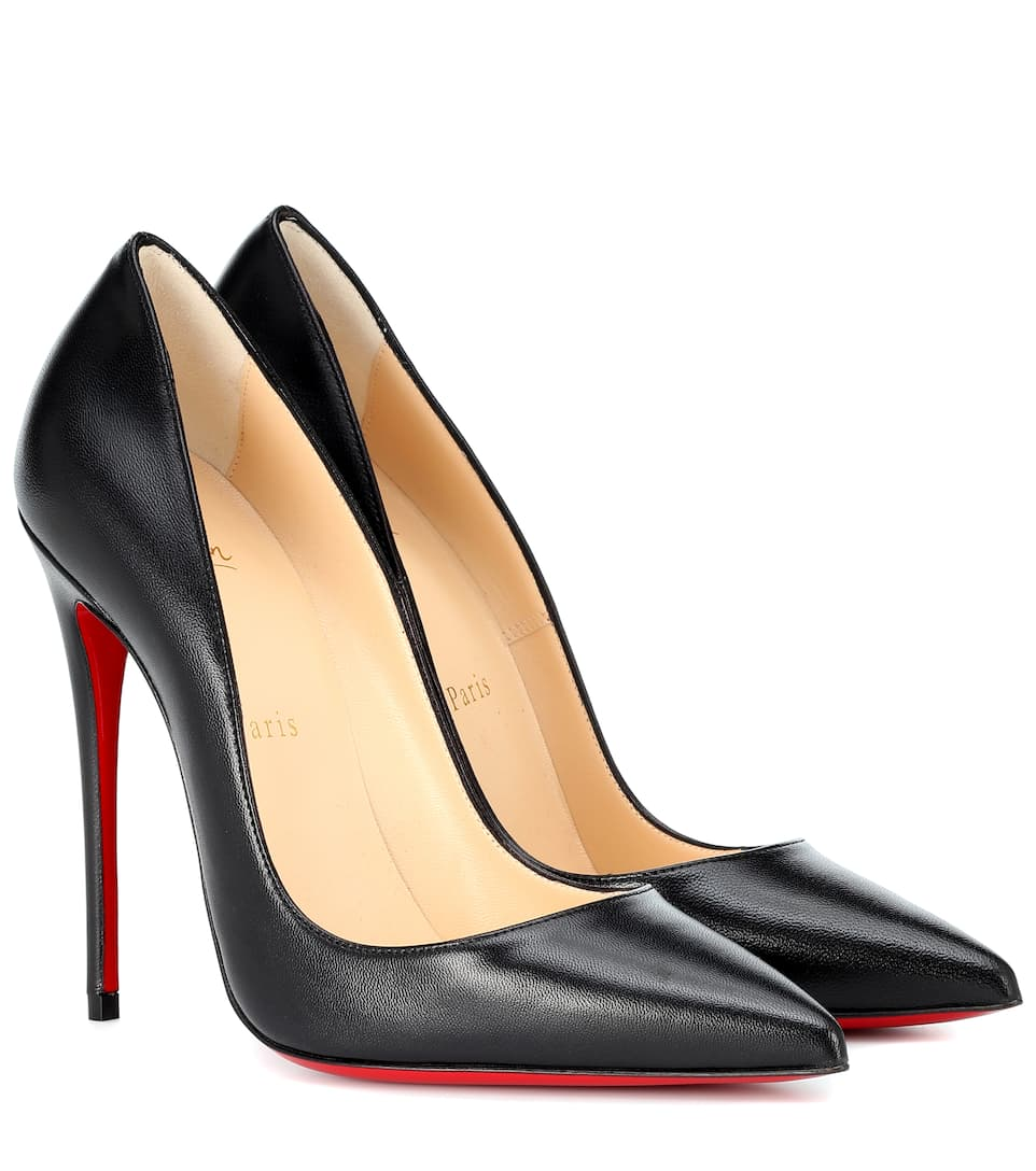 code promo 39be6 da2cc Escarpins En Cuir So Kate 120 - Christian Louboutin | mytheresa