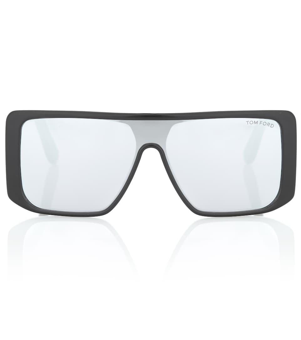 7b9431b850e Atticus Rectangular Acetate Sunglasses - Tom Ford