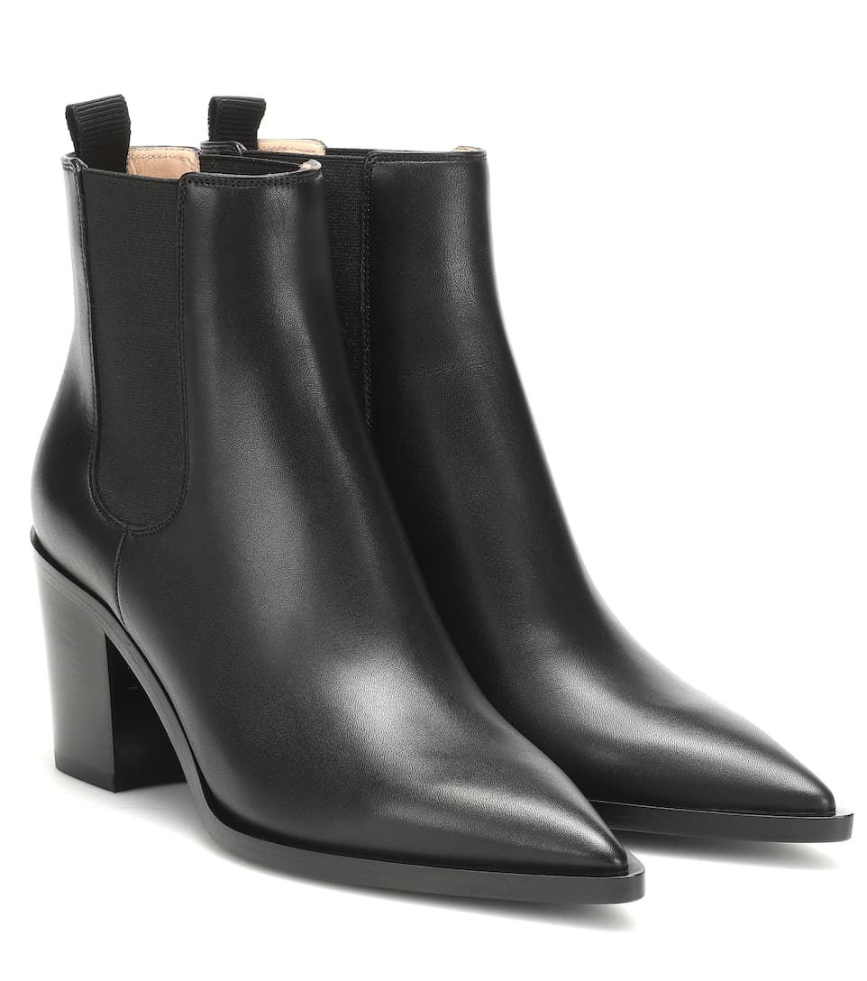 70 RossiArt Gianvito Ankle Boots Romney nrnbsp;p00398050 A4R5jL