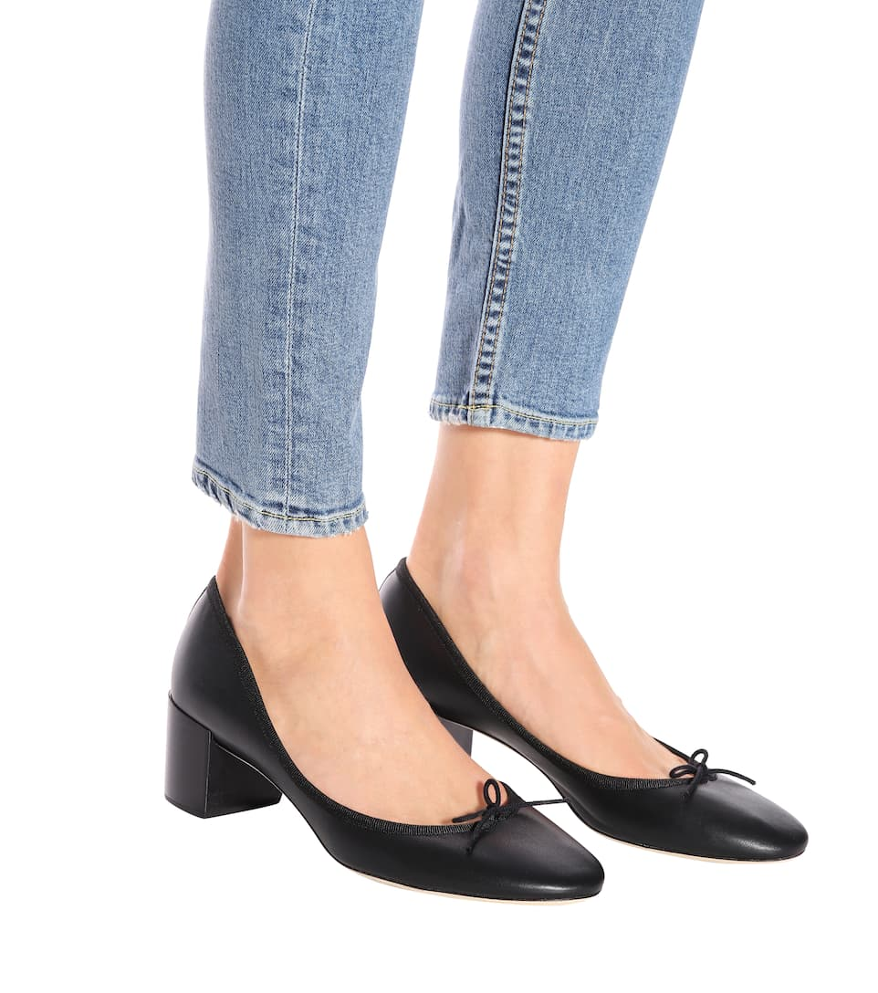 Repetto Pumps Farah Of Leather