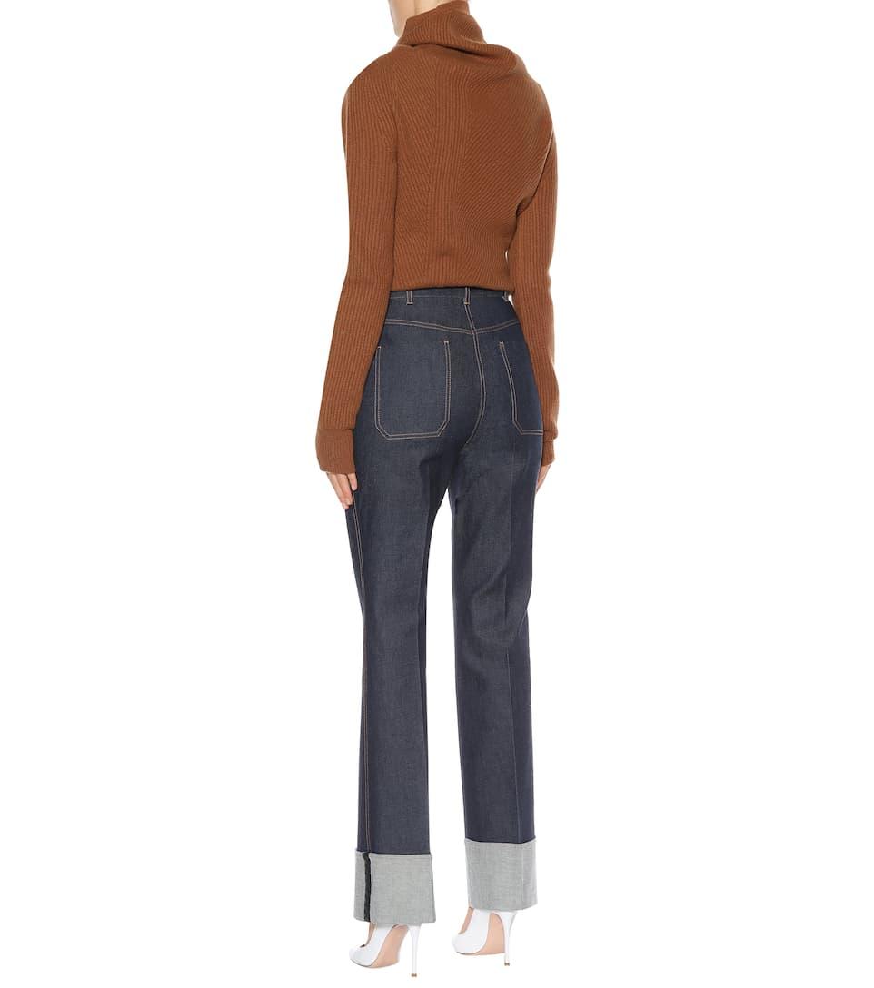 Bottega Veneta Jeans aus Stretch-Baumwolle