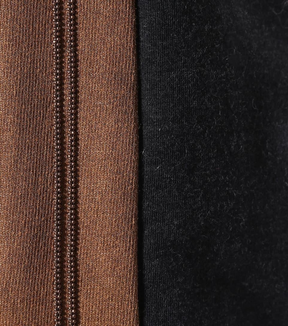 Brunello Cucinelli Jogginghose aus Stretch-Baumwolle Freies Verschiffen Großer Verkauf Kaufen Authentische Online Günstig Kaufen Niedrigen Preis ytatD