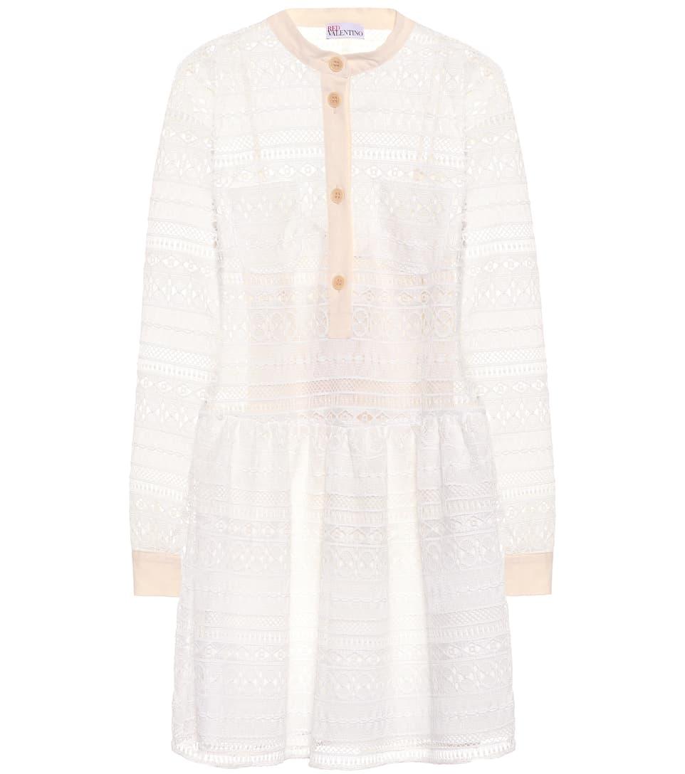 REDValentino - Robe en crochet