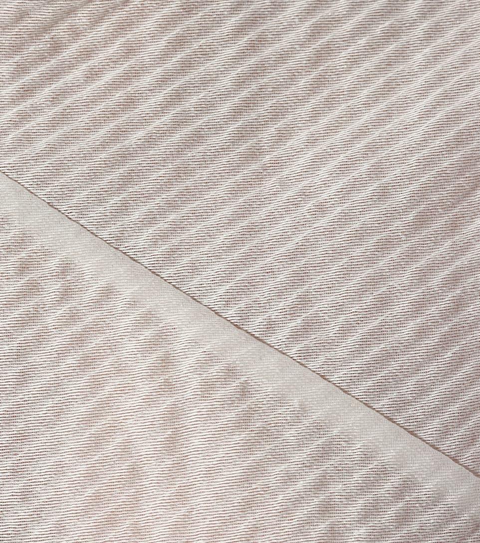 Rick Owens Kleid Trial mit Papieranteil