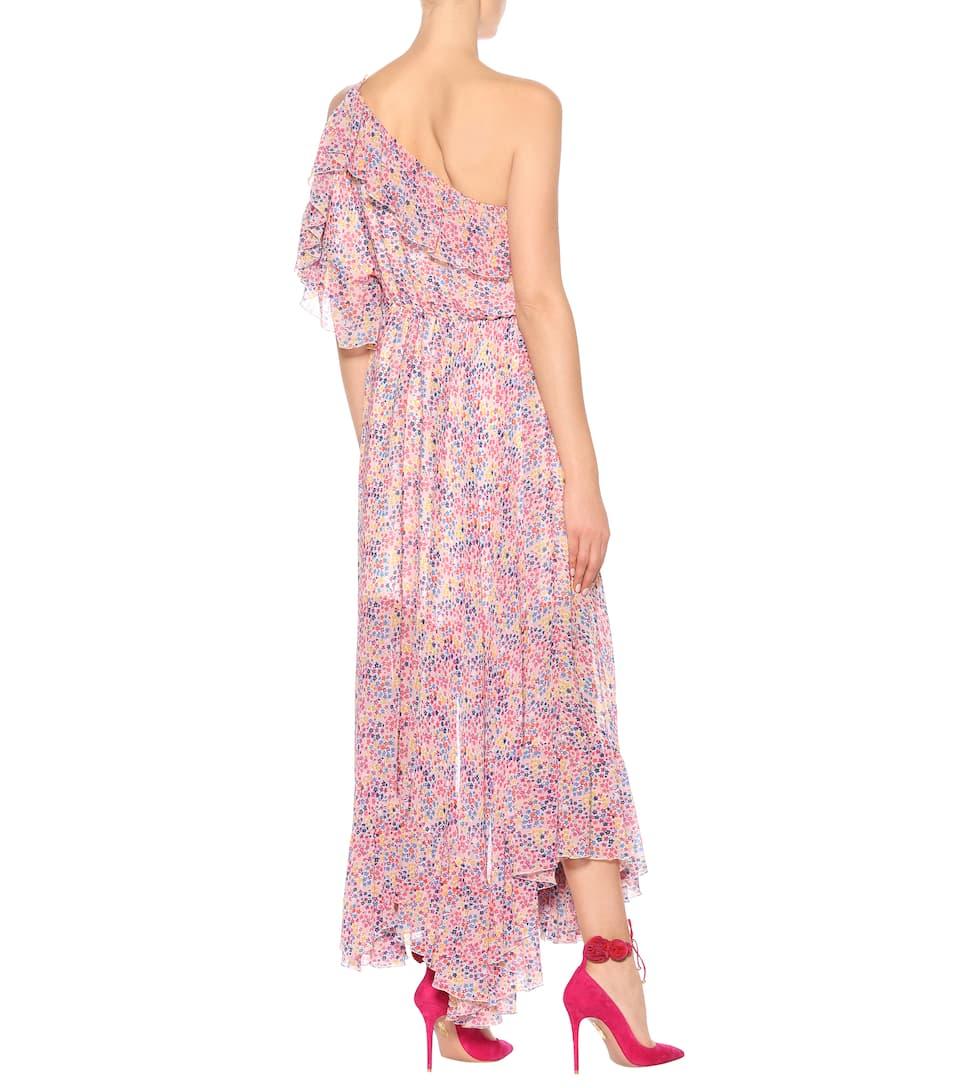 Philosophy Di Lorenzo Serafini Asymmetrisches Kleid mit Volants