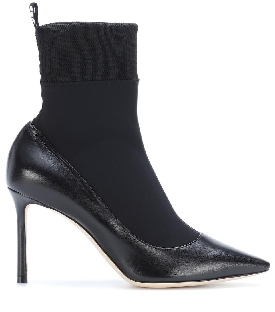 Jimmy Choo Ankle Boots Brandon 85 Sauber Und Klassisch Großer Verkauf Zum Verkauf Bilder Zum Verkauf TsIytIa6