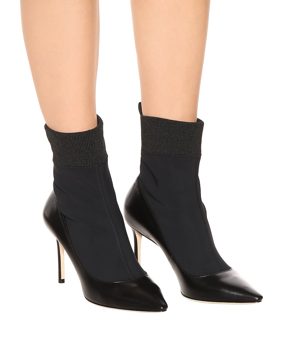 Jimmy Choo Ankle Boots Brandon 85