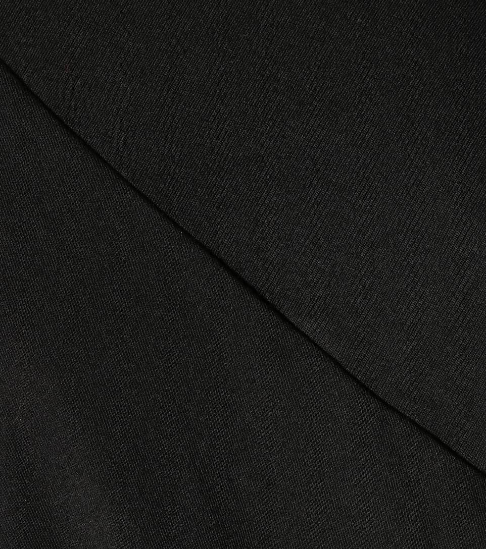Rick Owens Drapiertes Top aus Baumwolle