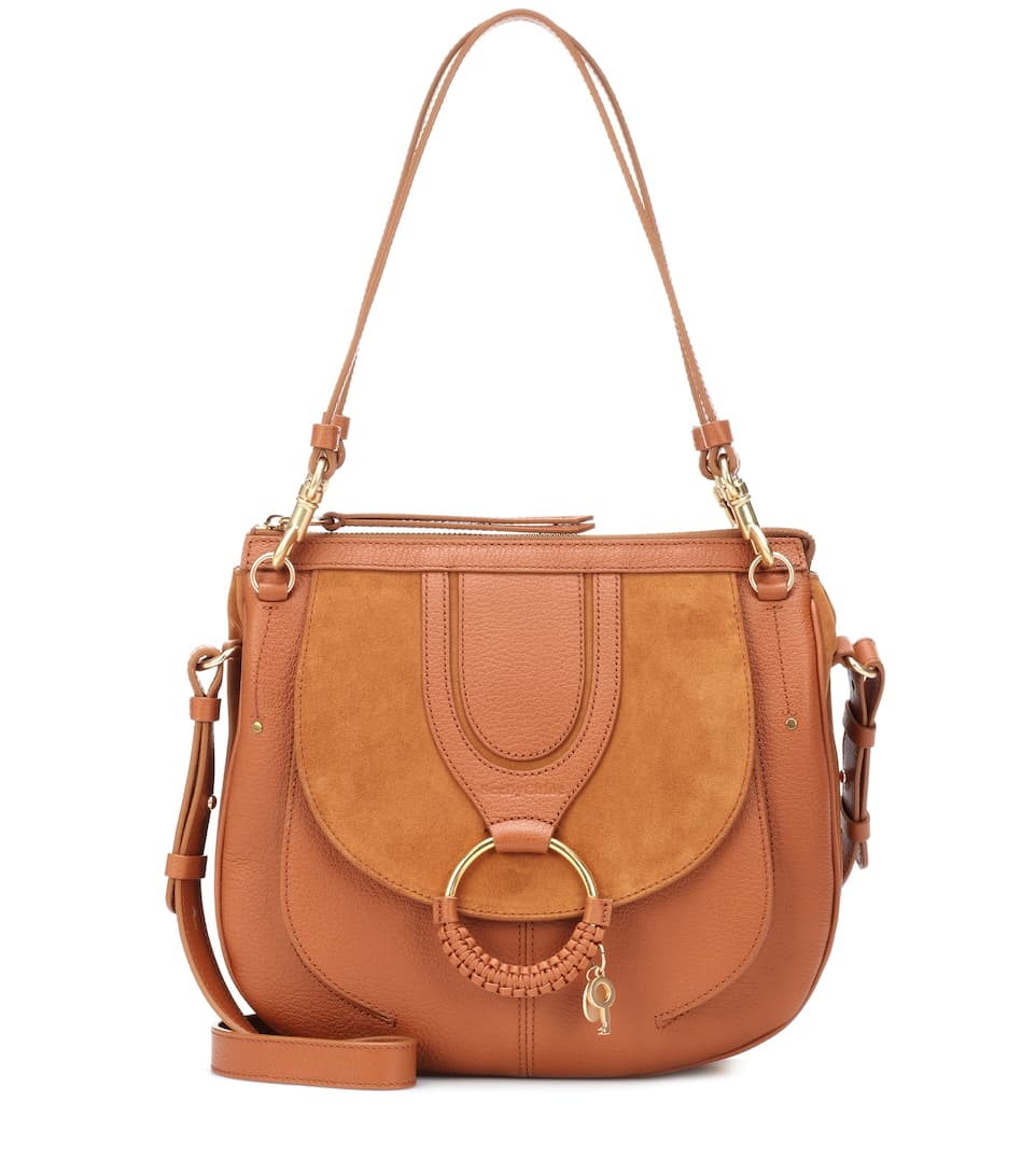 See By Chloé - Sac en cuir Hana Hobo Large