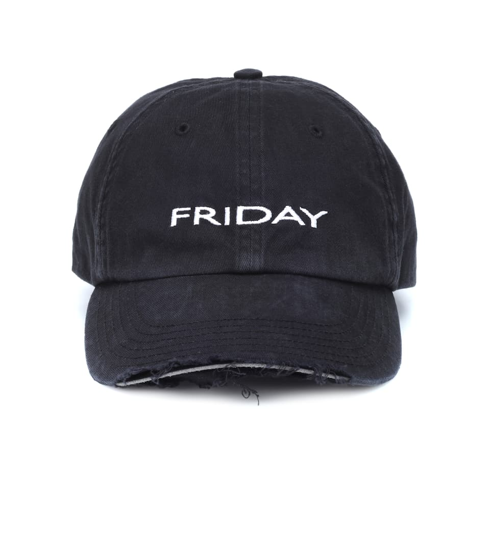d0626587e0b Friday Cotton Cap - Vetements
