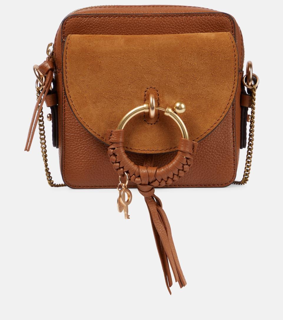 Joan Mini Camera Leather Crossbody Bag - See By Chloé  0723d86b07792