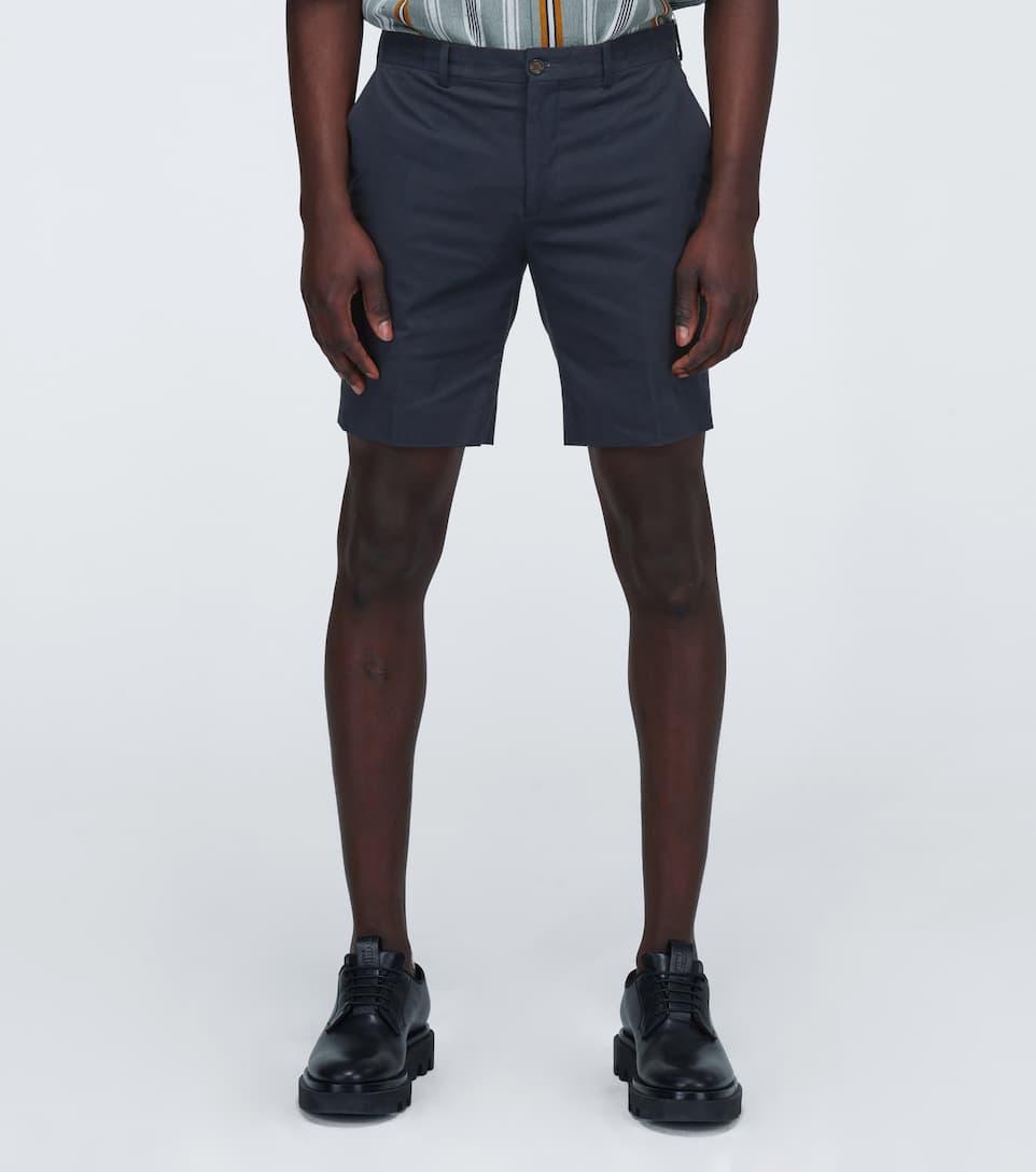Shorts Knightsbridge In Cotone - Ralph Lauren Purple Label | Mytheresa Yfo1oW17