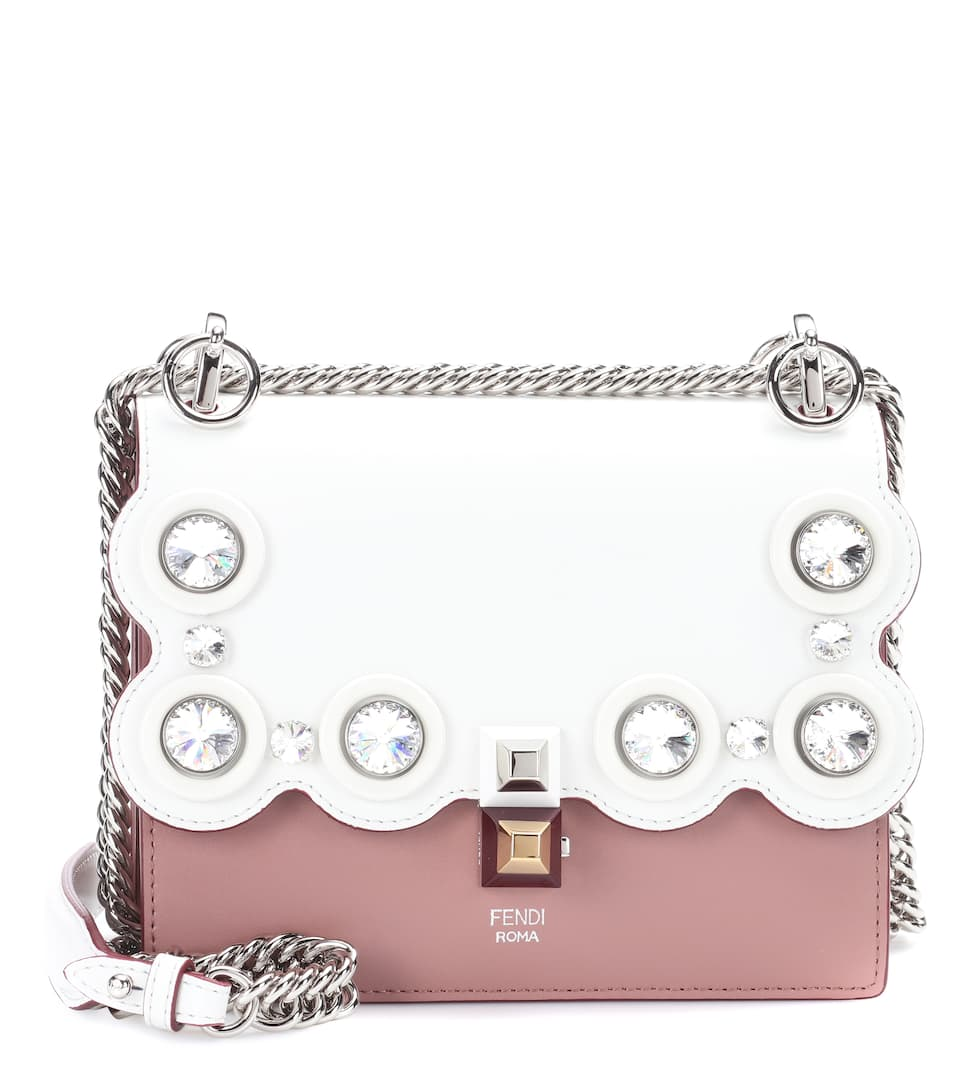 Fendi Schultertasche Kan I Of Leather