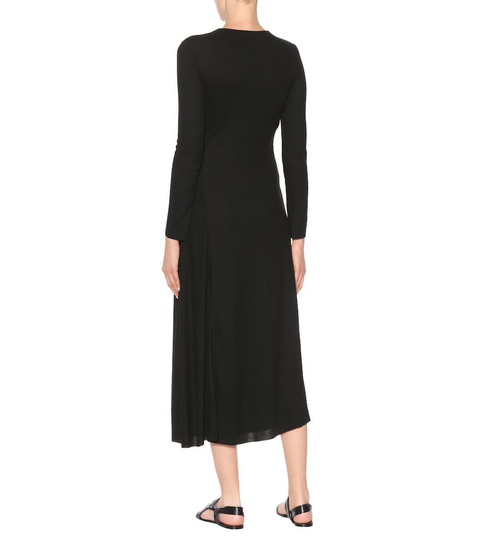 The Row Asymmetrisches Maxikleid Talluah mit Seidenanteil