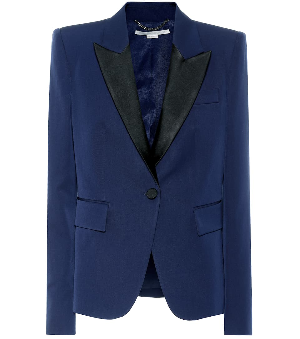 Stella McCartney Blazer aus Wolle