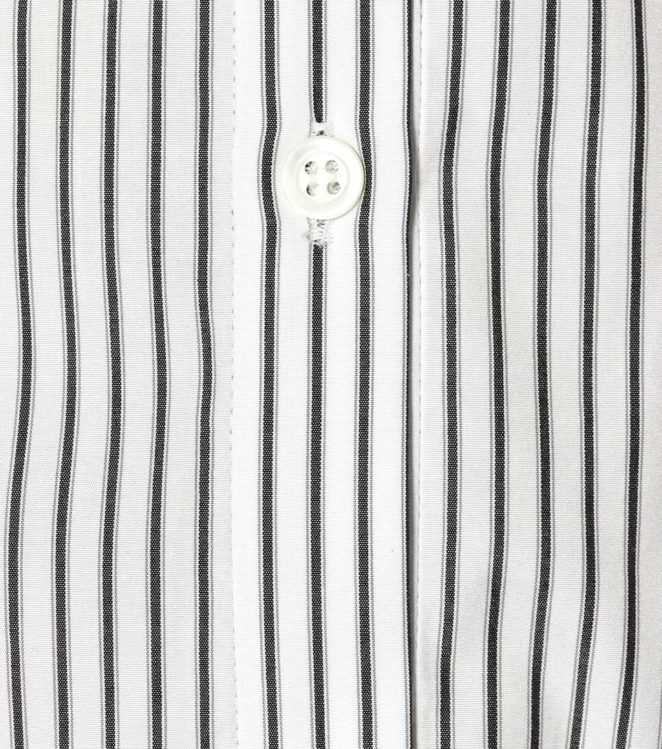 Monse - Robe chemise en coton rayé 100% En Ligne D'origine Jeu Le Plus Récent Livraison Gratuite Avec Paypal Meilleur Jeu De Gros qIYMiuU89K
