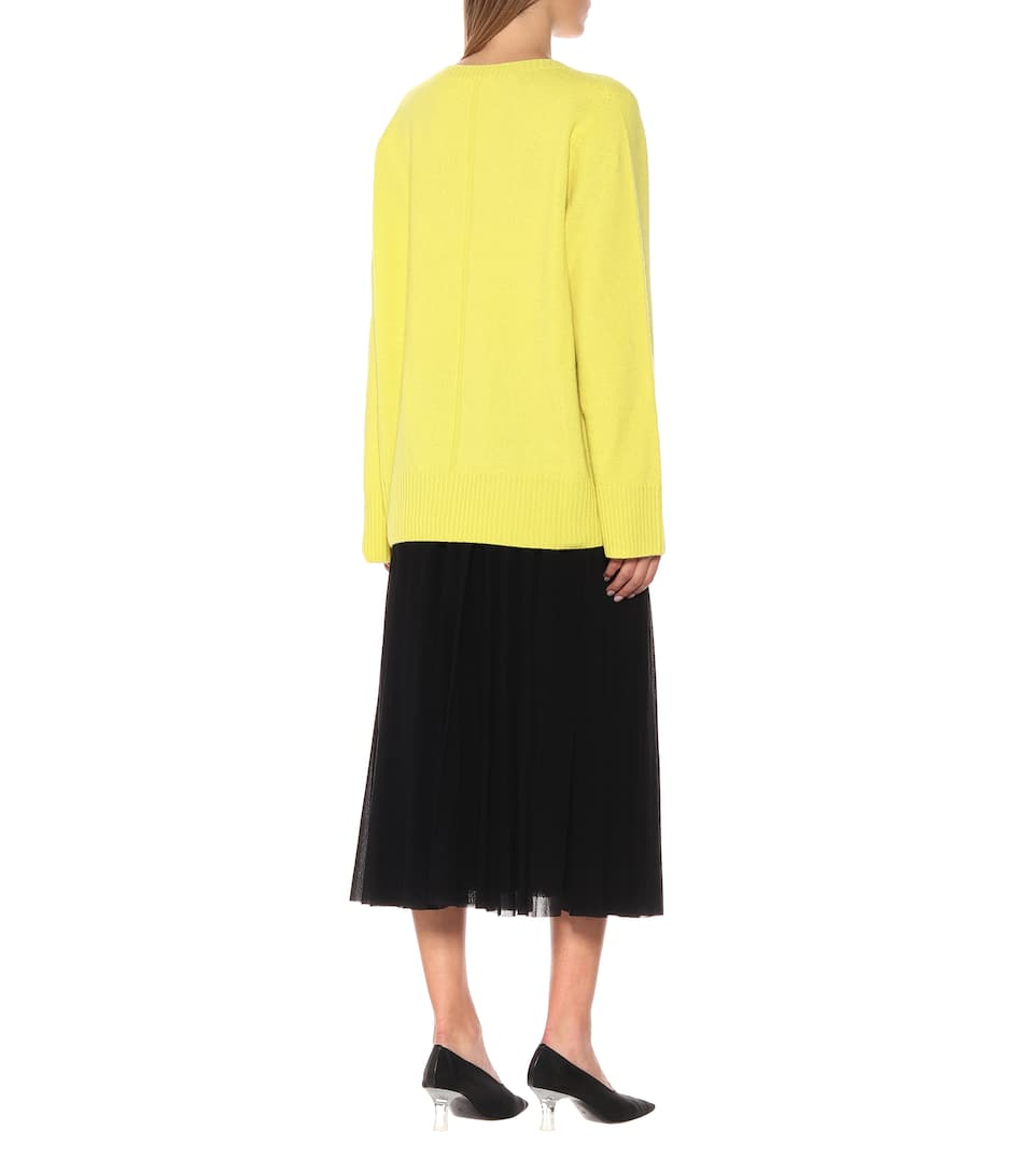 The Row - Sibel wool and cashmere sweater