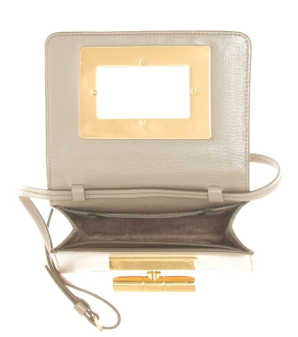 Tom Ford Leather Bag Narrow Mini