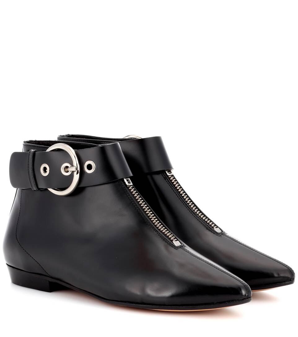 Isabel Marant Ankle Boots Rilows aus Leder