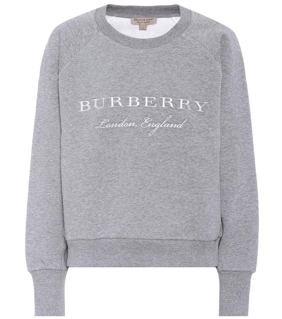 Burberry Sweatshirt aus Baumwolle