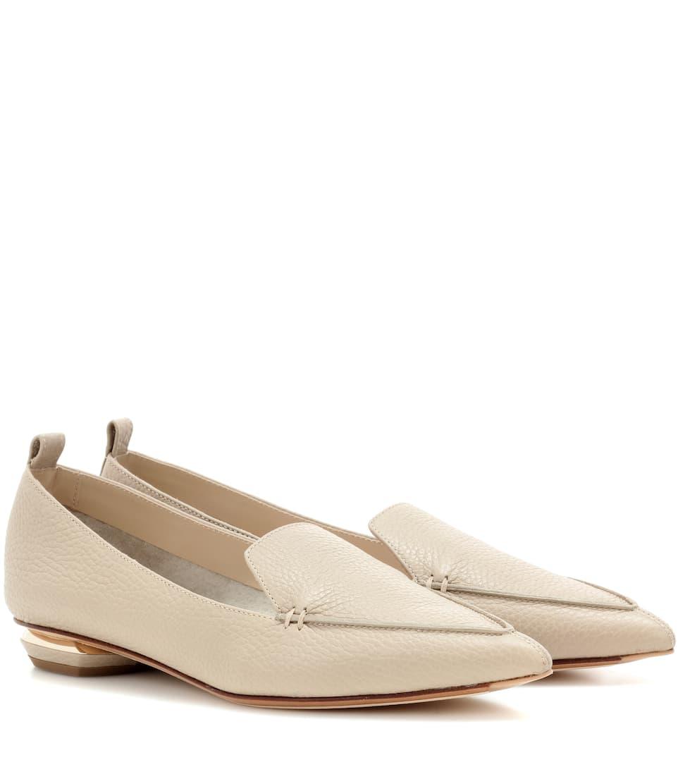 Nicholas Kirkwood Loafers Beya Of Leather