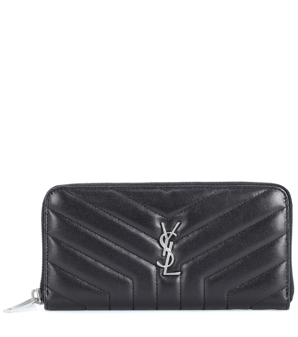 LOULOU LEATHER WALLET