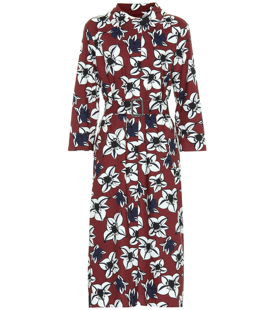 3eab860baa2 Agi Florla Cotton Midi Dress - S Max Mara | mytheresa.com