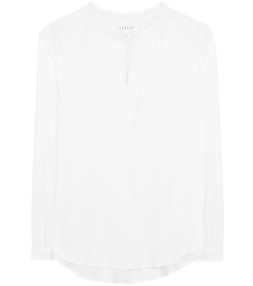 Velvet Rosie jersey top