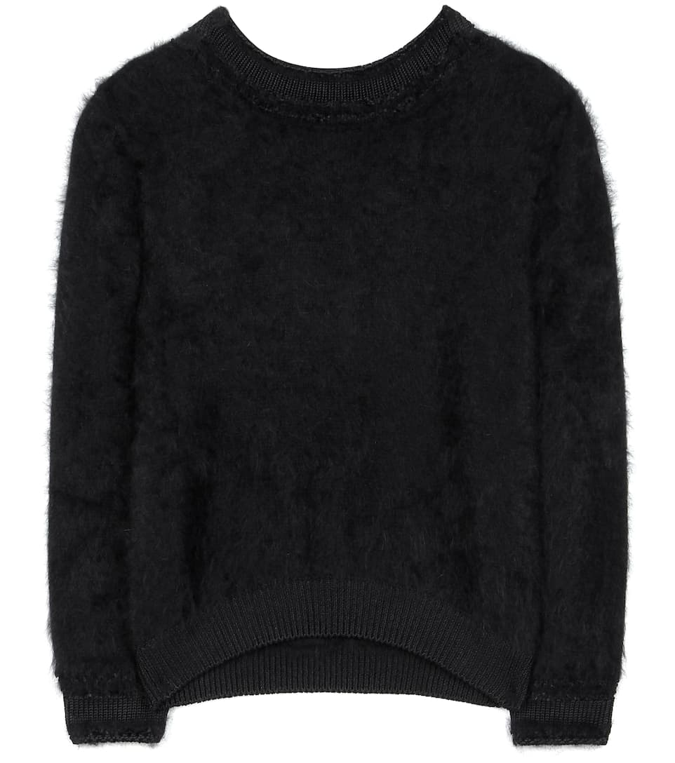 Tom Ford Angora and silk-blend sweater