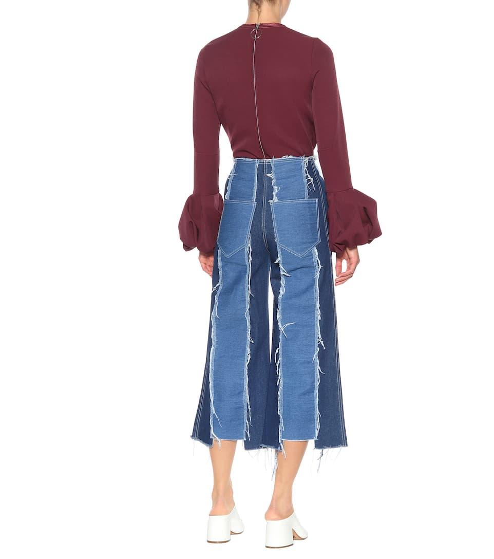 Rejina Pyo Jeans Bella mit weitem Bein