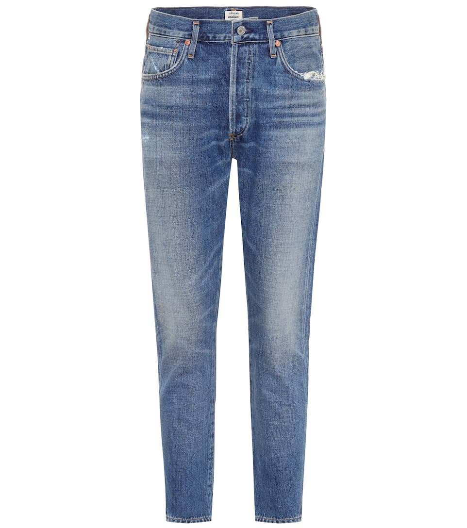 Citizens of Humanity High-Waist Jeans Liya