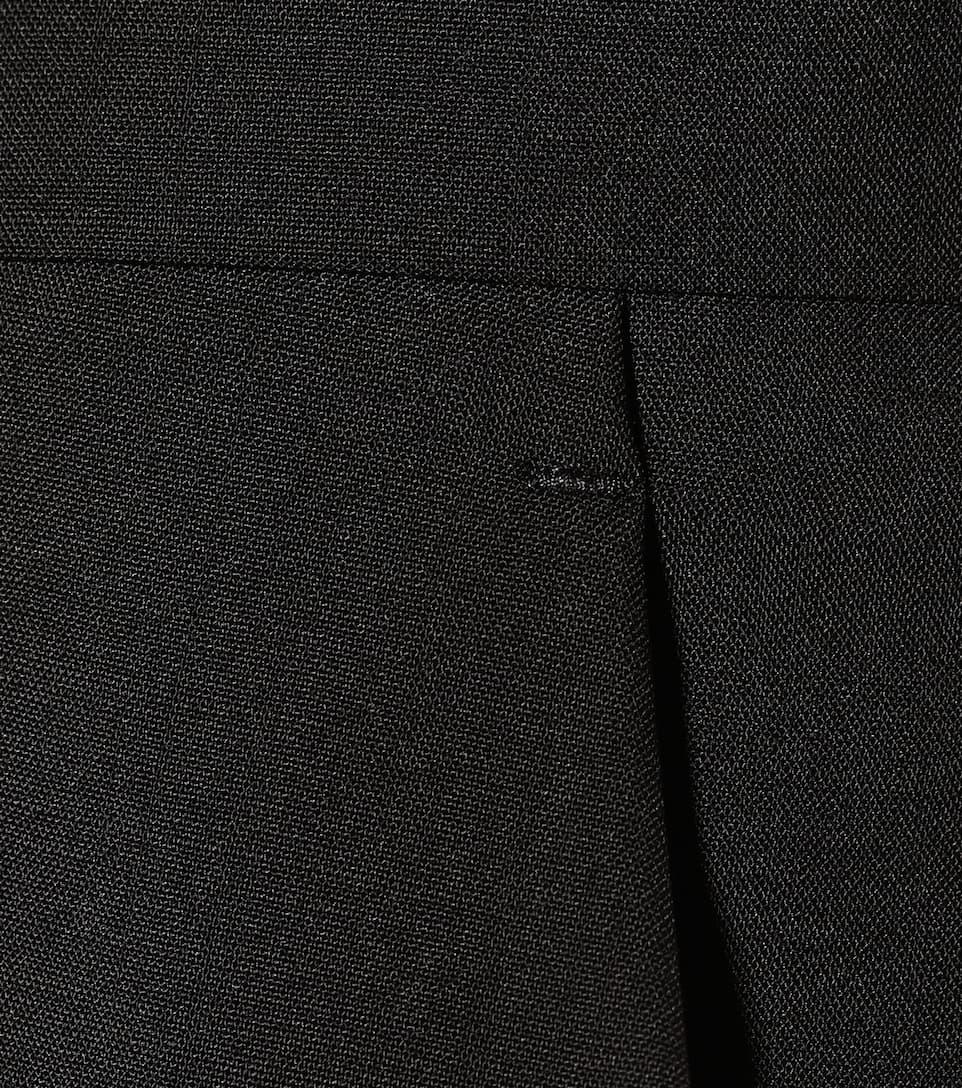 Prada Hose aus Wolle Spielraum Fälschung Rabatt-Spielraum Billiger Fabrikverkauf Günstig Kaufen 100% Garantiert ZAAWI