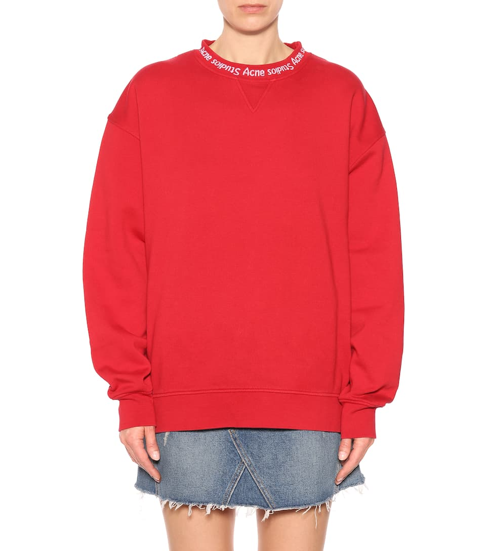 Acne Studios Sweatshirt Yana Of Cotton