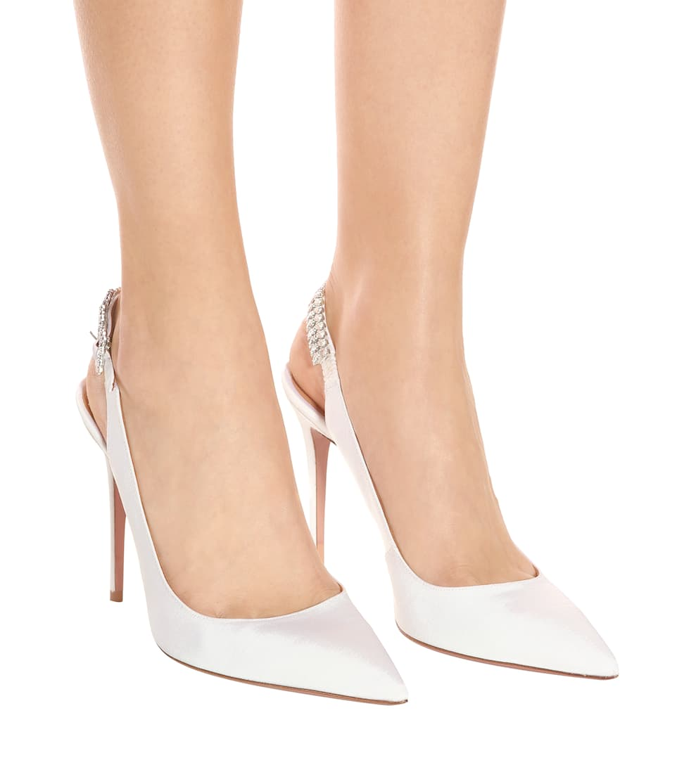 b5493e0fd1b Portrait Of Lady 105 Pumps - Aquazzura