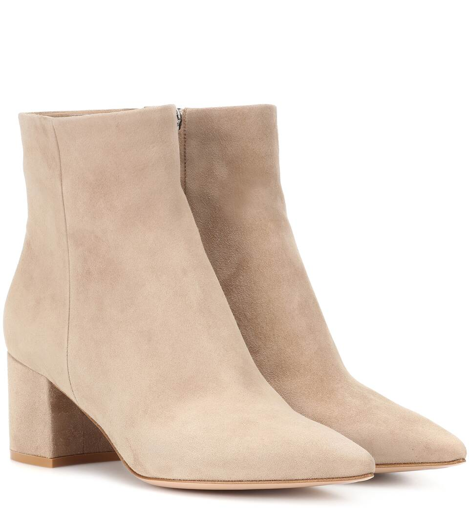 EXCLUSIVE TO MYTHERESA.COM - PIPER 60 SUEDE ANKLE BOOTS