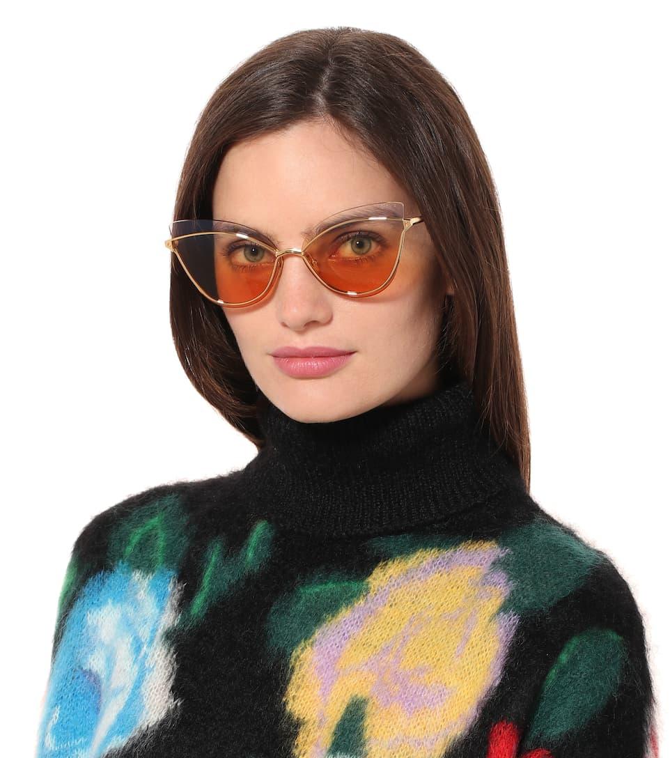 Lunettes De Soleil Papillon Nightbird-One - Dita Eyewear Pour Pas Cher Vente Chaude Officiel Du Jeu Acheter À La Mode Pas Cher Qualité Aaa 9tCysB6RYO