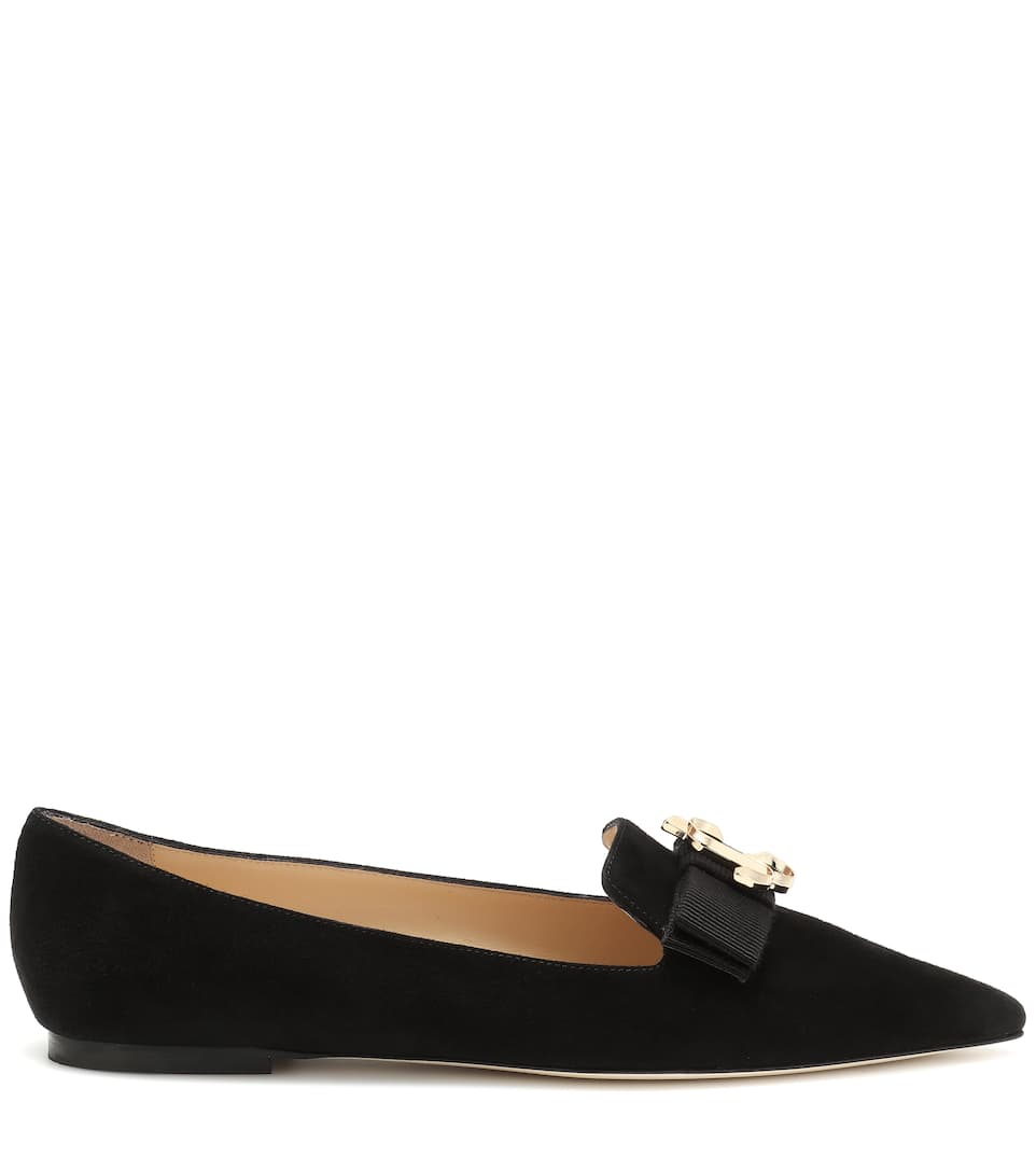 ChooArt Veloursleder Jimmy Loafers Gala nrnbsp;p00413140 Aus ARLj543